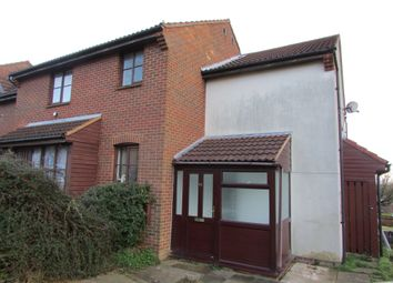 Thumbnail 1 bed semi-detached house to rent in Bedford Close, Banbury, Oxfordshire