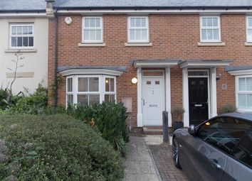 Thumbnail 3 bed terraced house to rent in Reed Court, Greenhithe