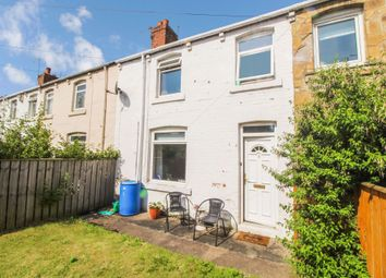 Thumbnail 2 bed terraced house for sale in Chapel Place, Seaton Burn, Newcastle Upon Tyne