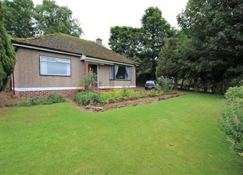 Thumbnail 3 bed detached bungalow for sale in Cleghorn Road, Lanark