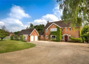 Thumbnail 4 bed detached house for sale in Church End, Albury, Ware