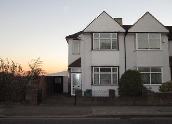 Thumbnail 3 bed end terrace house for sale in New North Road, Hainault