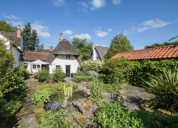 Thumbnail 2 bed cottage for sale in High Street, Pampisford, Cambridge