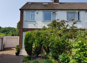 Thumbnail 4 bed end terrace house to rent in The Vale, Meanwood, Leeds