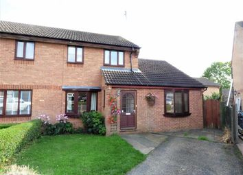Thumbnail 4 bed semi-detached house for sale in Anscomb Way, Woodford Halse, Northants