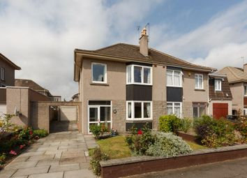 Thumbnail 3 bed semi-detached house for sale in 8 Parkgrove Neuk, Edinburgh