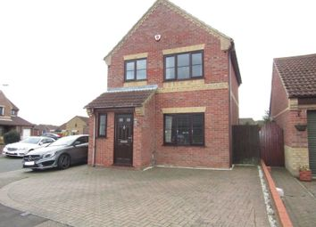 Thumbnail 3 bed detached house for sale in El Alamein Way, Bradwell, Great Yarmouth