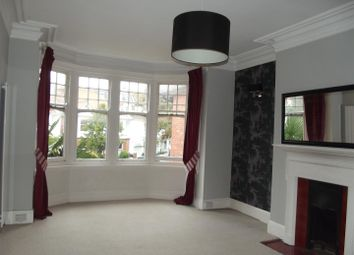 Thumbnail 3 bed flat to rent in Vallance Road, Hove