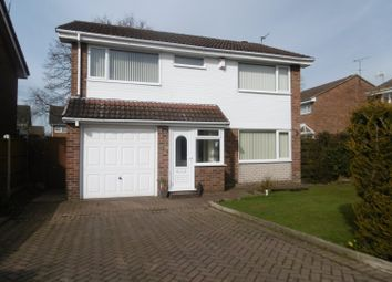 Thumbnail 4 bedroom detached house for sale in Iona Close, Gainsborough