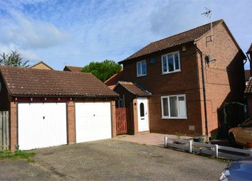 Thumbnail 3 bed detached house to rent in Chepstow Drive, Bletchley, Milton Keynes, Buckinghamshire