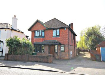 Thumbnail 4 bed detached house for sale in Chessington Road, West Ewell, Epsom