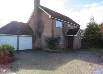 Thumbnail 4 bed detached house for sale in Sandy Lane, Snape, Saxmundham