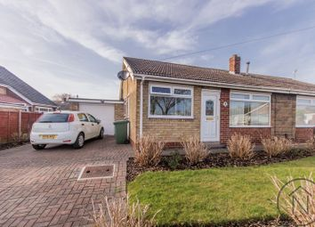 Thumbnail 2 bedroom semi-detached bungalow to rent in Castleton Drive, Billingham
