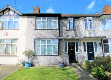 Thumbnail 3 bed terraced house for sale in Clauson Ave, Northolt