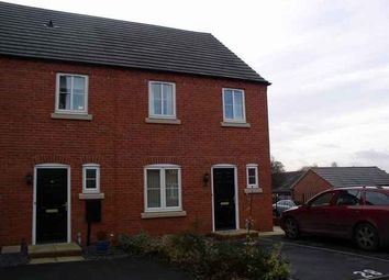 Thumbnail 3 bed end terrace house to rent in Fulmen Close, Lincoln