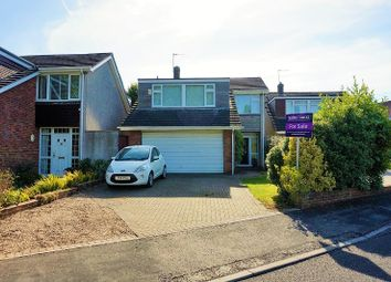 Thumbnail 4 bedroom detached house for sale in Meadow Mead, Frampton Cotterell