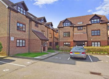 Thumbnail 2 bed flat for sale in The Croft, Loughton, Essex