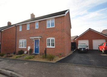 Thumbnail 3 bed detached house for sale in Maple Road, Shaftesbury