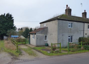 Thumbnail 2 bed semi-detached house to rent in Gunnerby Road, Hatcliffe, Grimsby