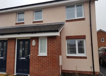 Thumbnail 3 bedroom semi-detached house to rent in Morris Drive, Pentrechwyth