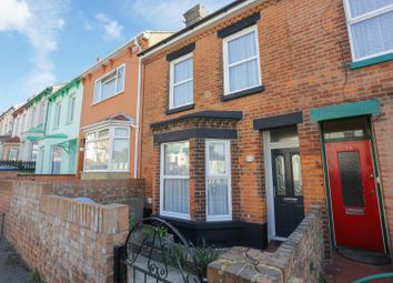 Thumbnail 3 bed terraced house for sale in Kitchener Road, Dover