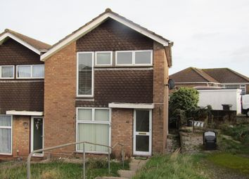 Thumbnail 3 bed end terrace house for sale in Harbourne Avenue, Paignton