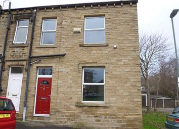 Thumbnail 3 bedroom end terrace house for sale in New Street, Paddock, Huddersfield