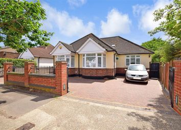 Thumbnail 3 bed detached bungalow for sale in Cross Road, Romford, Essex