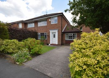 Thumbnail 3 bed semi-detached house for sale in Monmouth Road, Cheadle Hulme, Cheadle