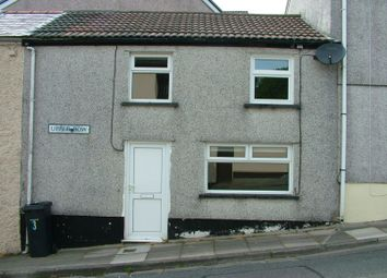Thumbnail 3 bed terraced house to rent in Upper Row, Dowlais