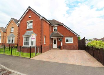 Thumbnail 4 bed detached house for sale in Barrachnie Place, Garrowhill