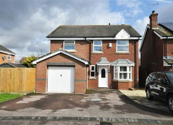 Thumbnail 4 bed detached house for sale in Tallis Road, Churchdown, Gloucester