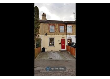 Thumbnail 2 bed terraced house to rent in Grove Road, Sevenoaks
