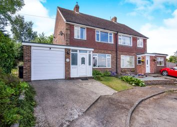 Thumbnail 3 bedroom semi-detached house for sale in Blenheim Way, Flimwell, Wadhurst