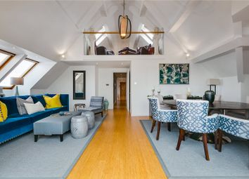 Thumbnail 4 bed flat for sale in Watermans Quay, William Morris Way, London
