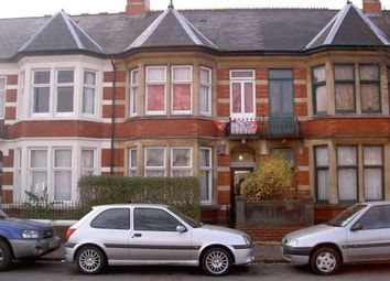 Thumbnail 5 bed property to rent in Marlborough Road, Roath, Cardiff