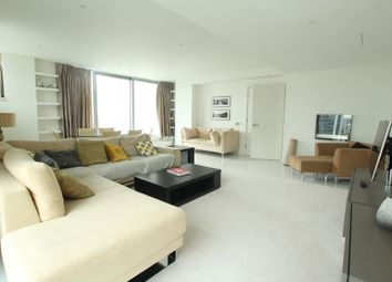 Thumbnail 3 bed flat for sale in Canary Wharf, London