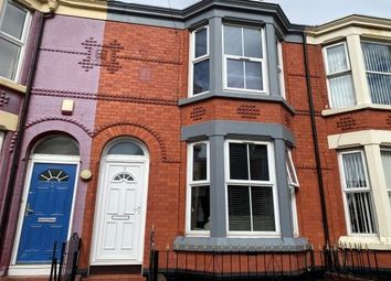 Thumbnail 4 bed property to rent in Guelph Street, Liverpool