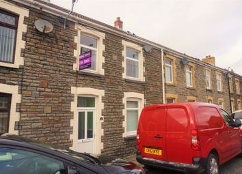 Thumbnail 4 bedroom terraced house for sale in Mary Street, Seven Sisters, Neath