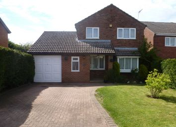 Thumbnail 4 bedroom detached house for sale in Wymington Road, Rushden