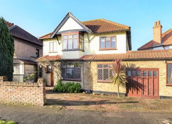 Thumbnail 4 bedroom detached house for sale in Royston Avenue, Sutton