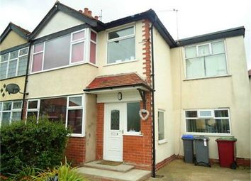 Thumbnail 4 bed semi-detached house for sale in Bleasdale Avenue, Thornton-Cleveleys, Lancashire