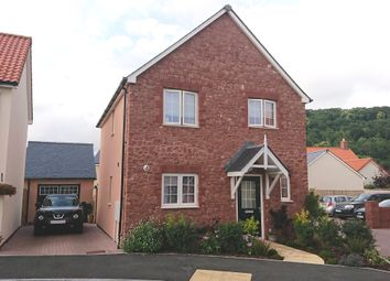 Thumbnail 3 bed detached house for sale in Marsh Gardens, Dunster, Minehead