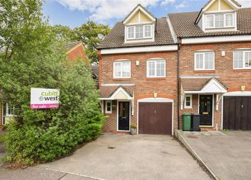 Thumbnail 4 bed end terrace house for sale in Bassett Drive, Reigate, Surrey