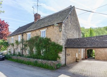 Thumbnail 3 bed semi-detached house for sale in Shilton, Burford