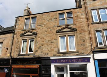 Thumbnail 3 bed flat for sale in High Street, Dunblane