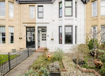 Thumbnail 3 bed terraced house for sale in Dumbarton Road, Glasgow, Glasgow City