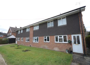 Thumbnail 3 bed maisonette to rent in Cove Road, Fleet