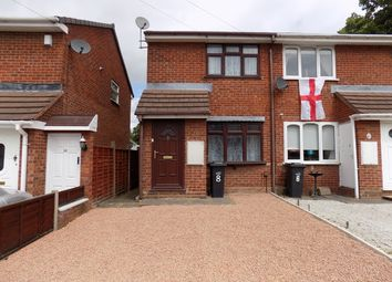 Thumbnail 2 bed terraced house to rent in Leys Road, Brierley Hill, Brierley Hill