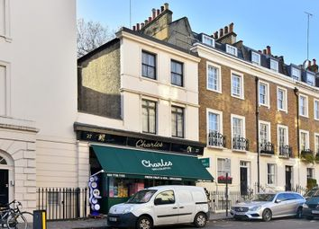 Thumbnail 2 bedroom flat to rent in Lower Belgrave Street, Pimlico